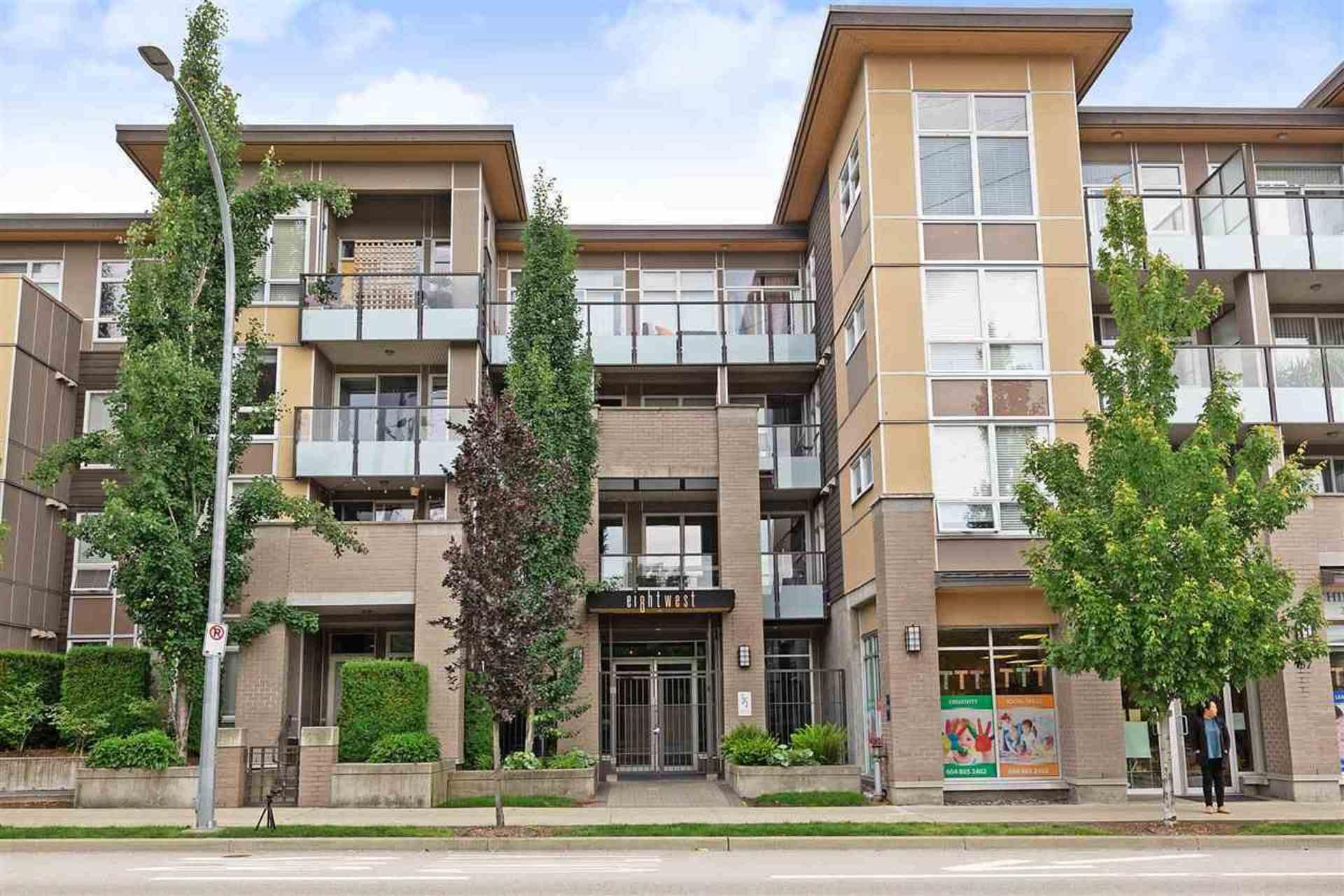 309 - 55 Eighth Avenue, GlenBrooke North, New Westminster