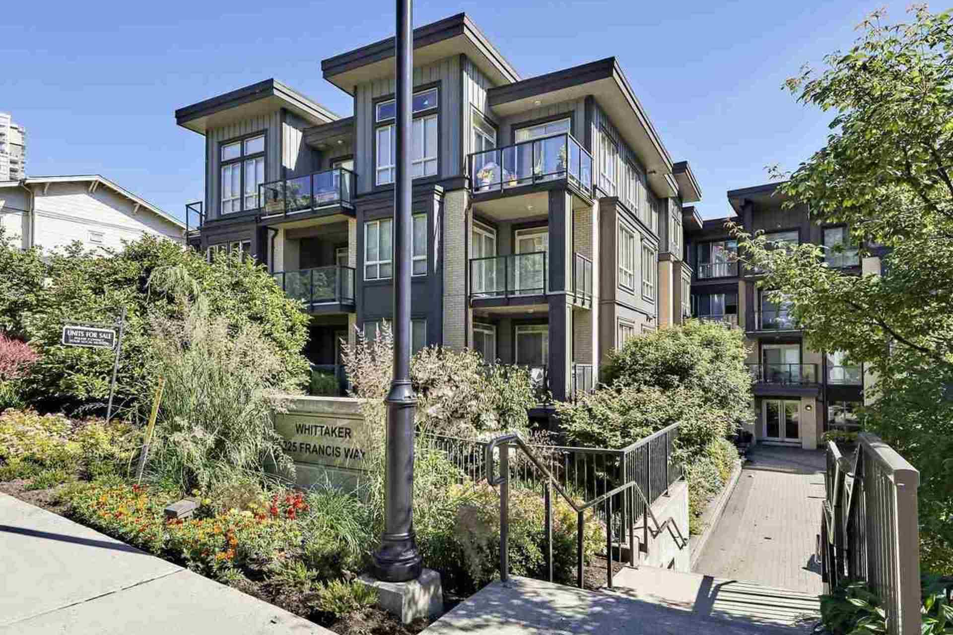 112 - 225 Francis Way, Fraserview NW, New Westminster