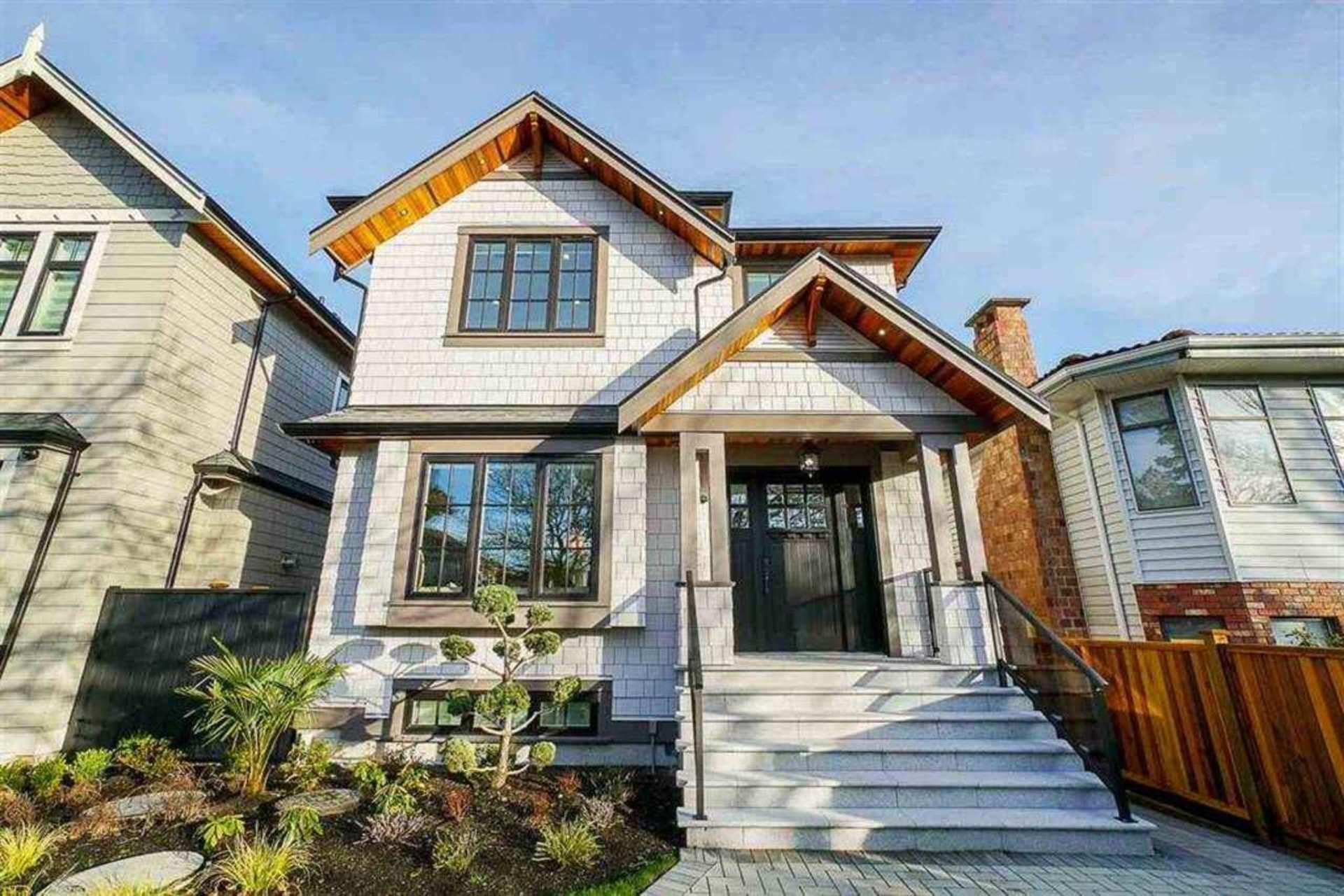6770 Sherbrooke Street, South Vancouver, Vancouver East