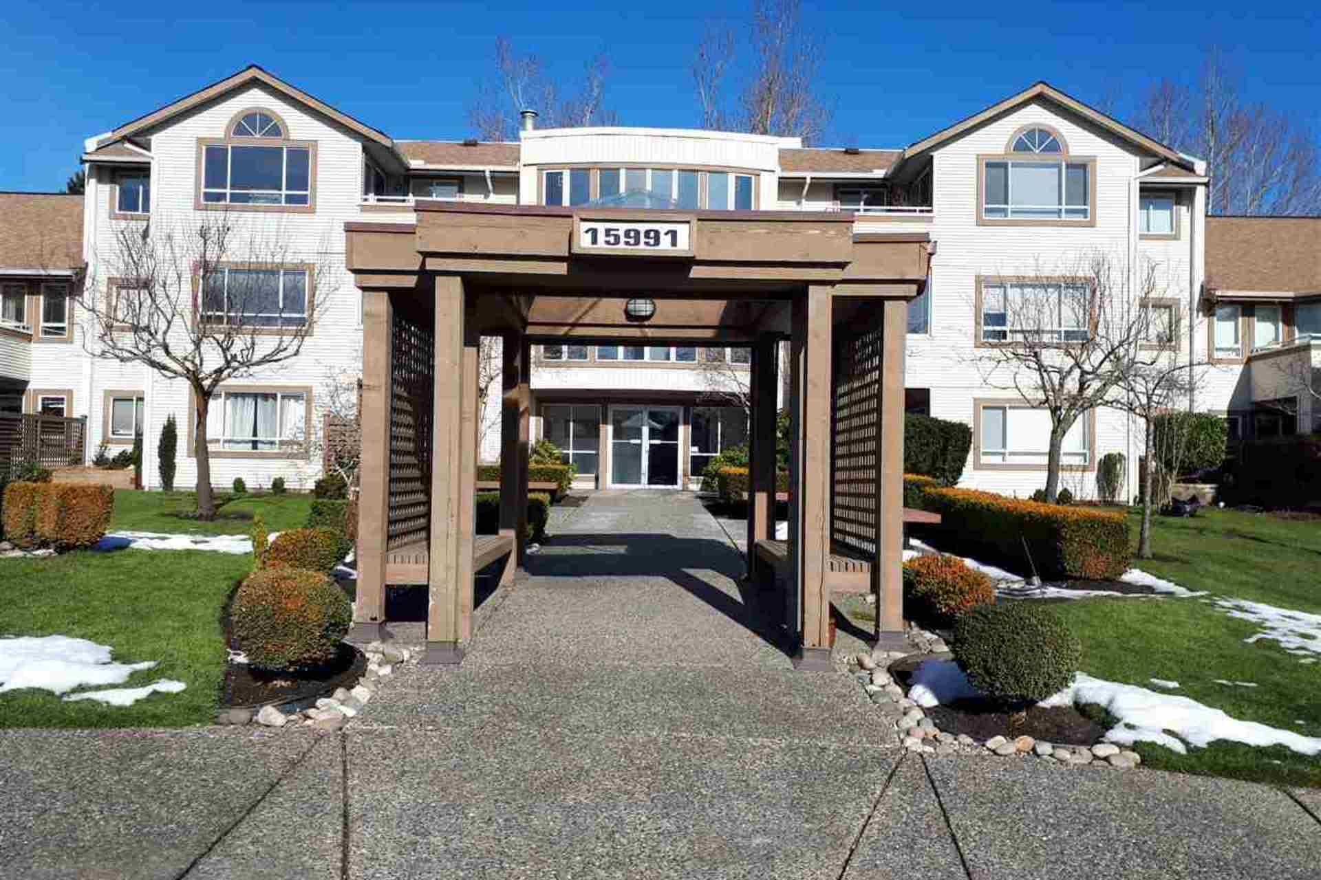 309 - 15991 Thrift Avenue, White Rock, South Surrey White Rock