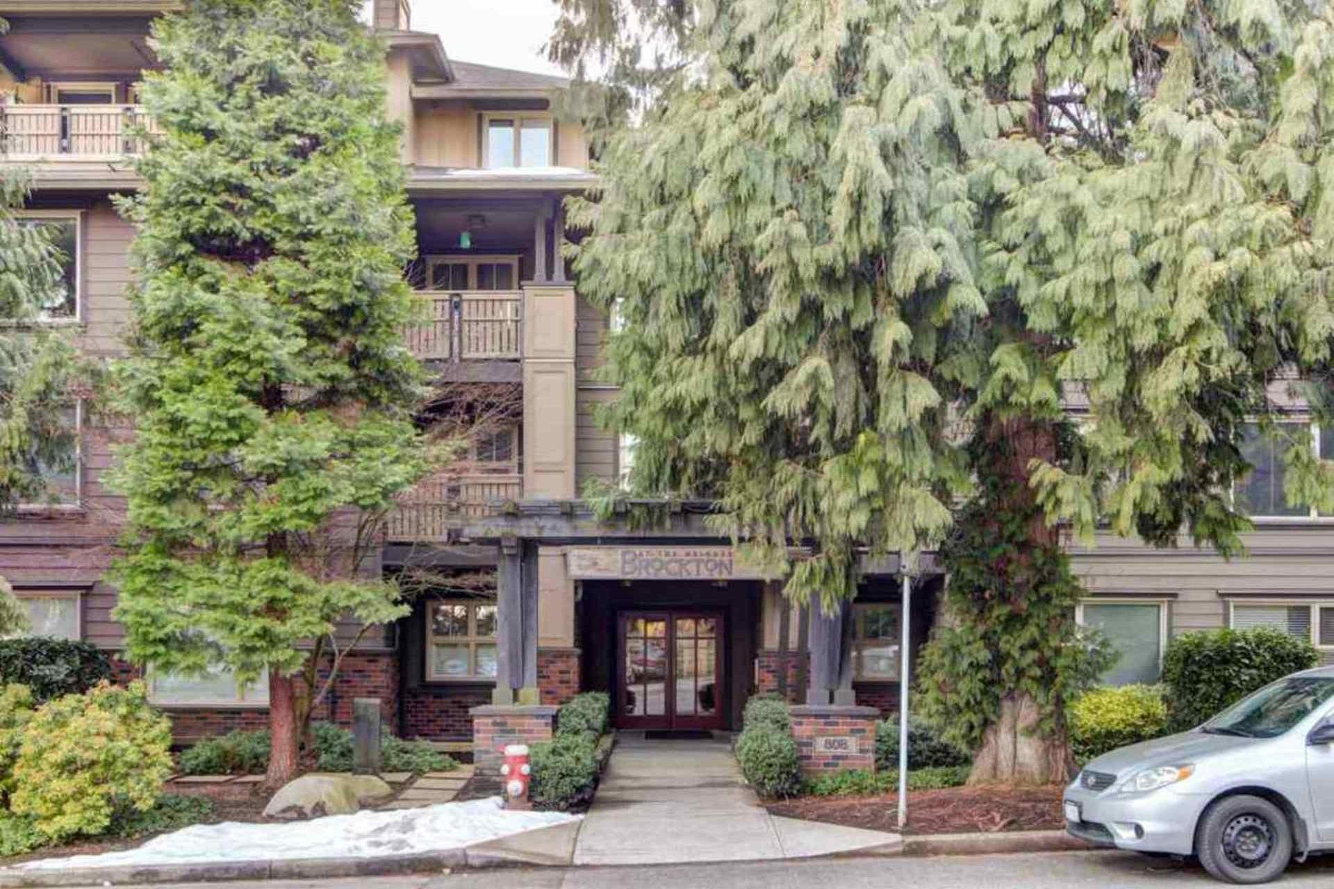 218 - 808 Sangster Place, The Heights NW, New Westminster